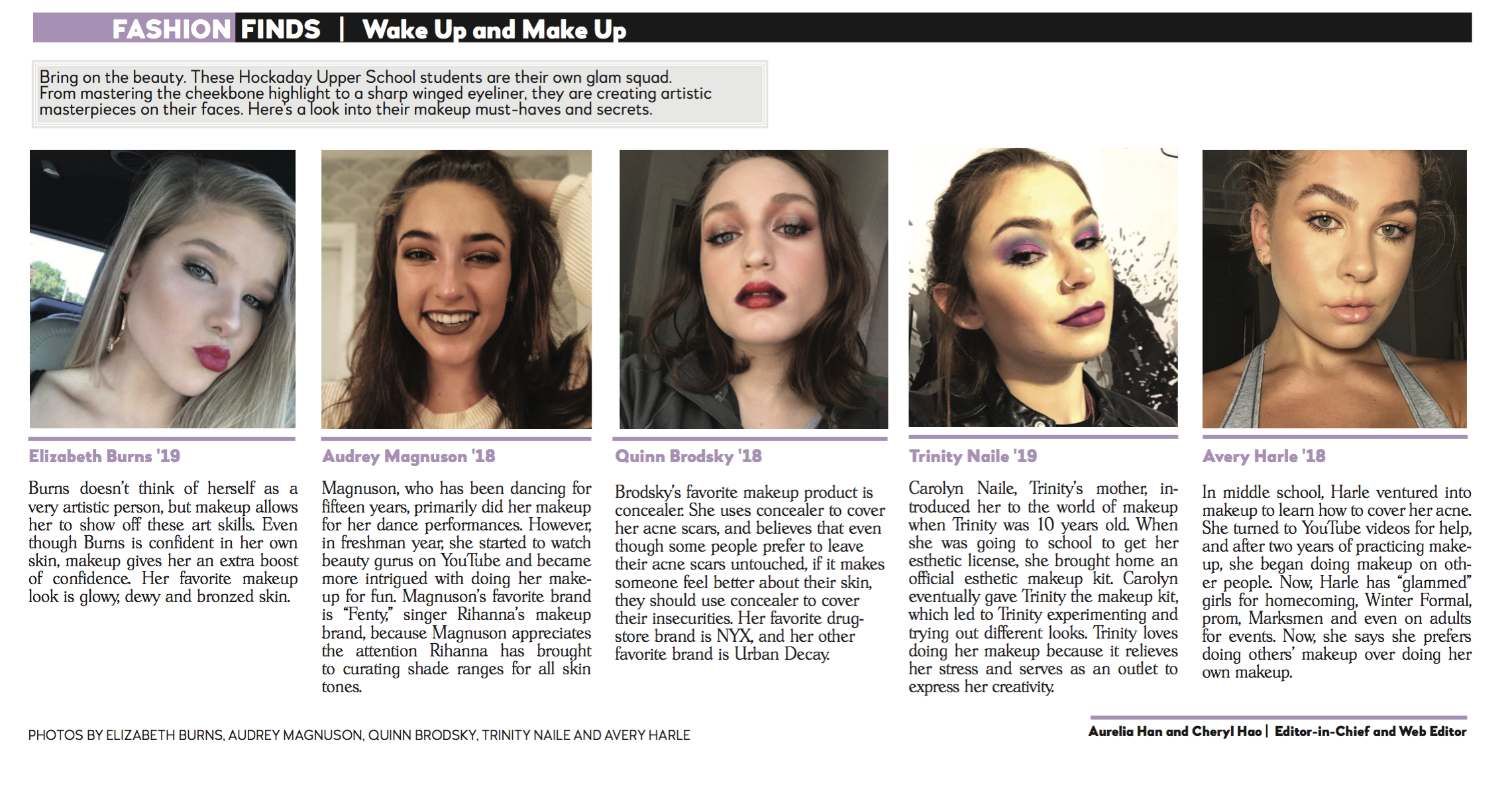 6eee15643d0 Fashion Finds  Wake Up and Make Up – The Fourcast