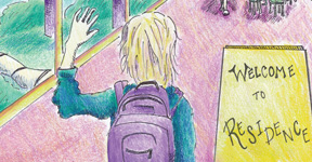 Boarders Move Off-Campus