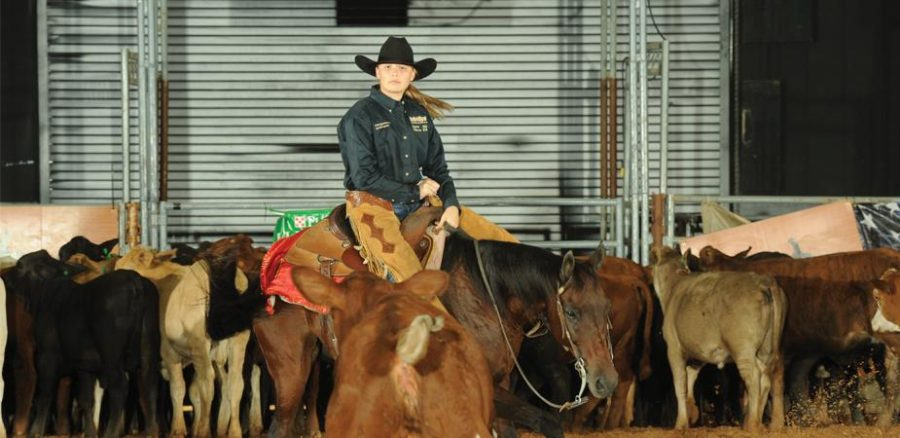 Cowgirl Heads to World Championship