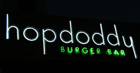 Restaurant: Hopdoddy
