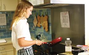 Culinary Media Inspires Hockaday Community