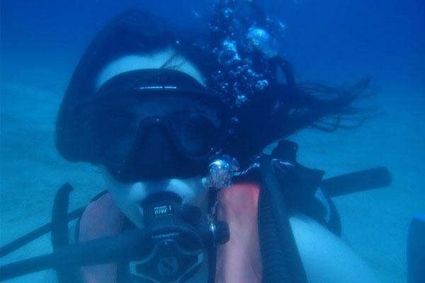 Nicole Krampitz Rolls in the Deep