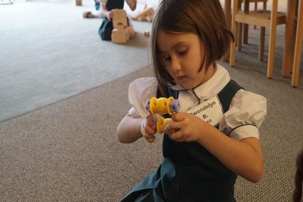 Girls Incorporate STEM, Block by Block