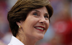 Laura Bush to Speak at Centennial Luncheon