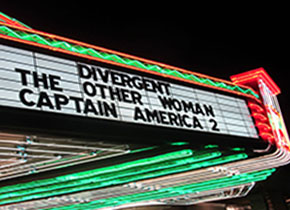 Movie Theatre Attendance Falls