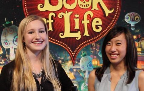 Katherine Clement and Lexie Chu go behind the scenes at Reel FX.