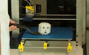 3D Printer Generates Funds