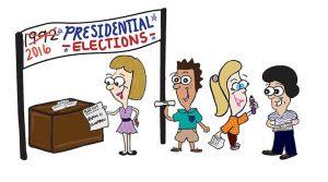political cartoon main