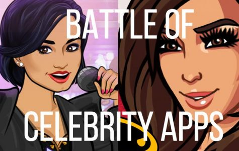 Battle of the Celebrity Apps
