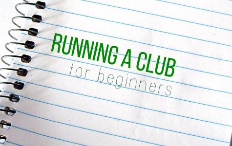 Beginner Tips on How to Run A Club
