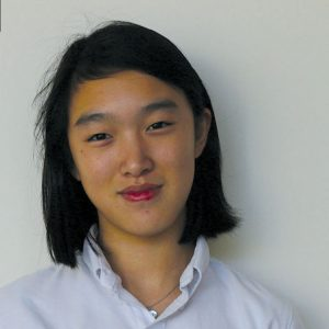 Sophomore Grace Zhang