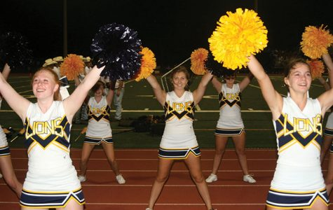 St. Mark's Cheerleaders Tumble Through Stereotypes