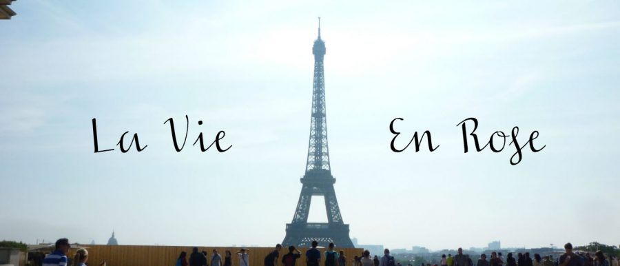 Stories from My Mixtape: The Paris Attacks/La Vie En Rose