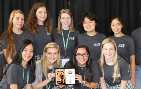 Robotics Team Perserveres at State