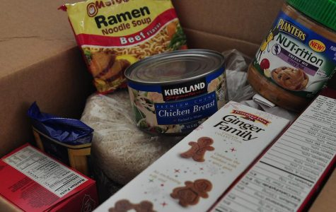 Food Drive Fills Hunger Gap in Dallas