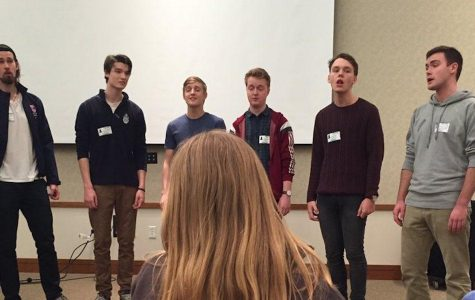 Acapella Group Other Guys Perform in Hicks