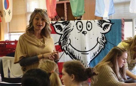 Hockaday Promotes Literacy