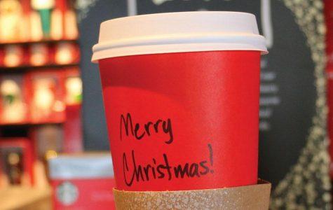 Starbucks Cup Provokes Controversy