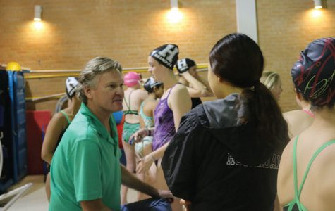 Swim Team Dives Into a New Season after SPC Win