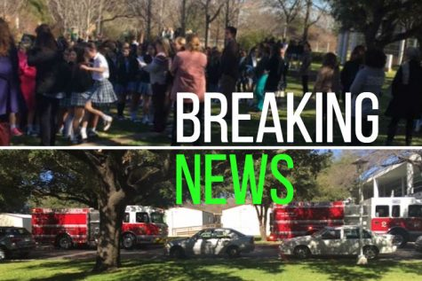 BREAKING NEWS: Fire Breaks Out In Portable #7