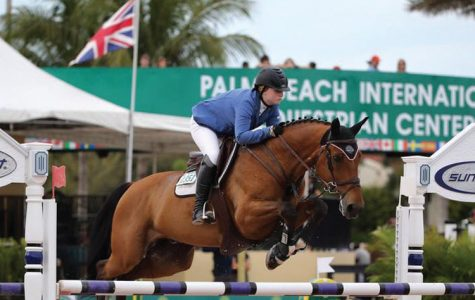 Students Compete at Winter Equestrian Riding Festival