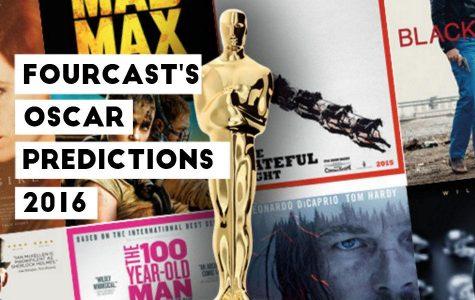 Fourcast's Oscar Predictions 2016