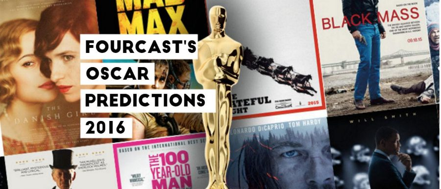 Fourcast's Oscar Predictions 2016