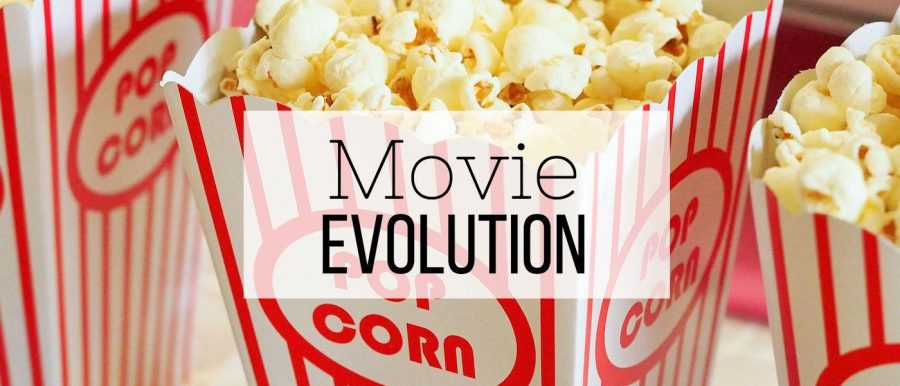 Movie+Evolution%3A+Sequels+Throughout+the+Ages