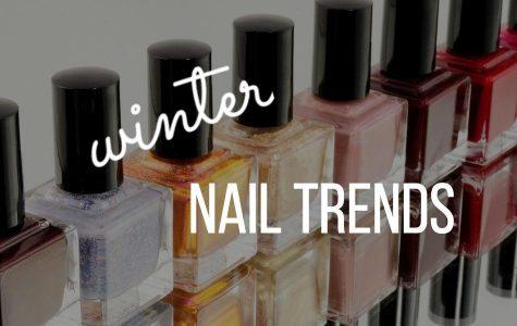 A La Daisy: Winter Nail Colors