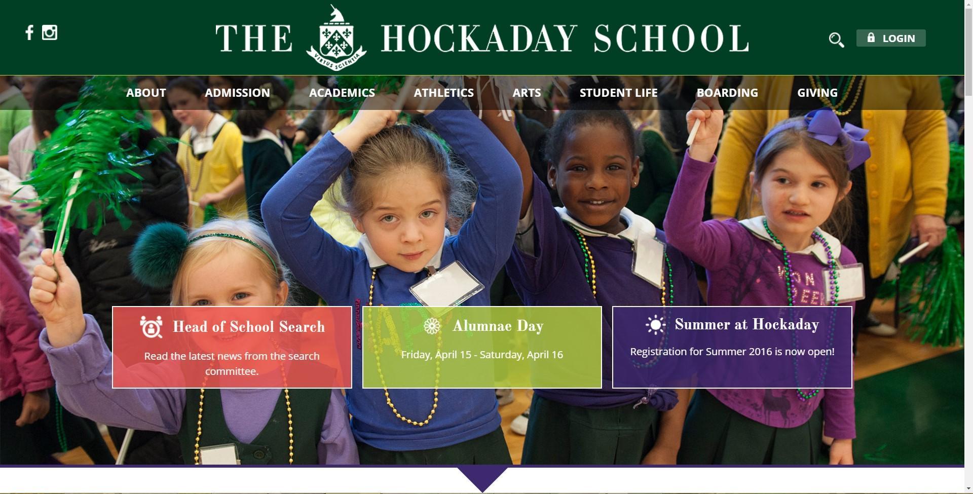 Hday Website