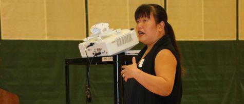 Diversity Speaker Rosetta Lee Identifies the Identities