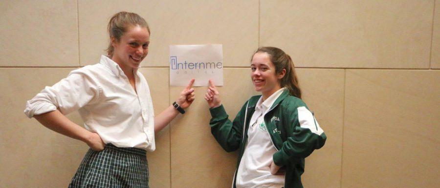 InternMe, Myself, and I: Juniors Create Company for Internship Seekers
