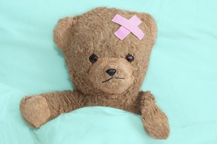 Teddy+in+hospital