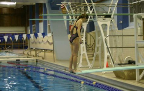 Diving Team Trains For SPC