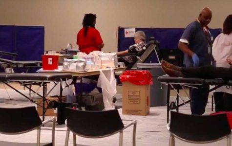 Red Cross Club Hosts First Blood Drive