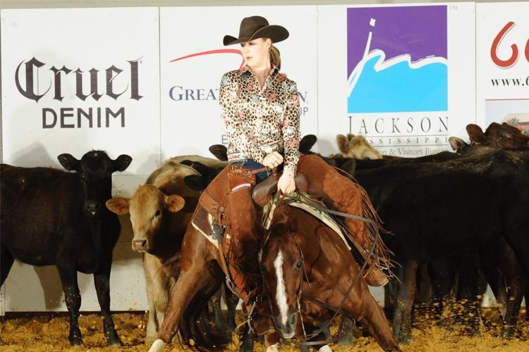 Senior+Saddles+Up+for+International+Competition