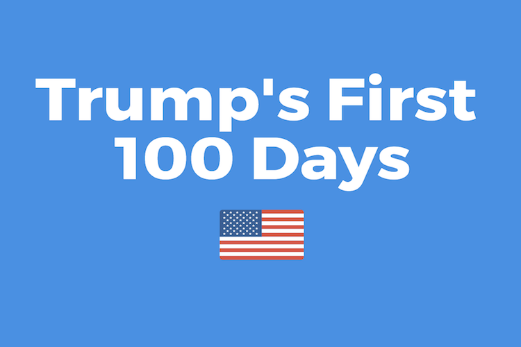 Trump's First 100 Days in the Oval Office