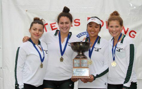 Hockaday Crew's Varsity Quad Wins State Championship
