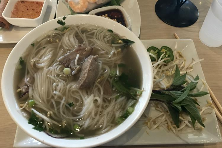 The Most PHO-nomenal Pho in Dallas