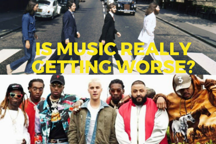 Is Music Really Getting Worse?