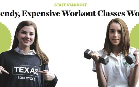 Staff Standoff: Are Trendy, Expensive Workout Classes Worth It?