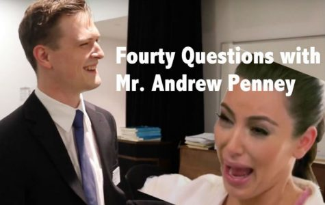40 Questions with Mr. Penney