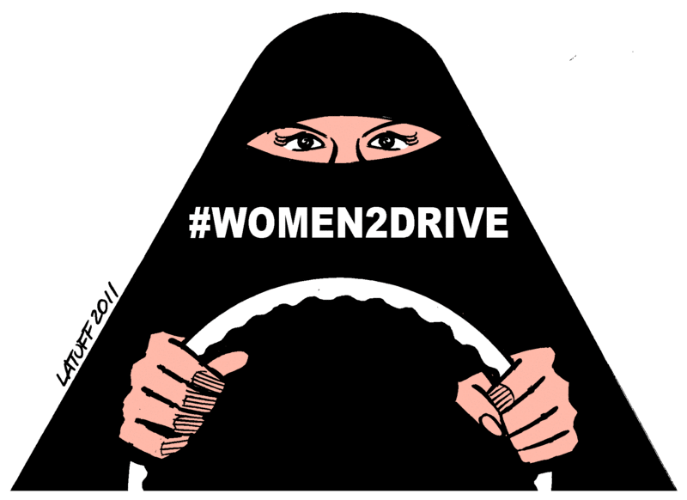 Saudi Arabia Lifts the Ban on Women Driving
