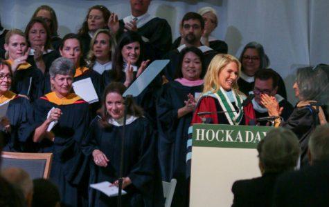 Dr. Coleman Installed As Hockaday's 13th Eugene McDermott Head of School