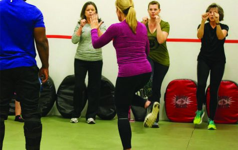 Teachers Get Schooled in Self Defense