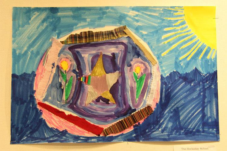 Picassos+in+the+Making%3A+Lower+School+Art+Exhibit