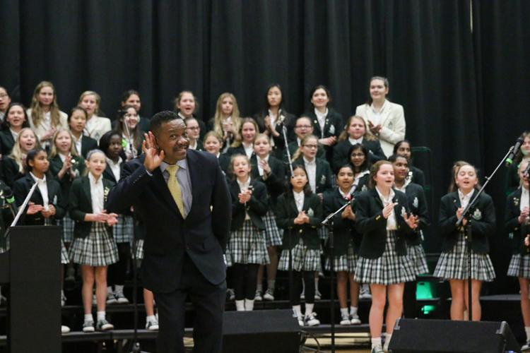 Second+Annual+Dr.+Martin+Luther+King+Jr.+Celebration+Inspires+Students+and+Faculty