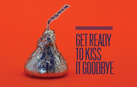 Get Ready to Kiss it Goodbye