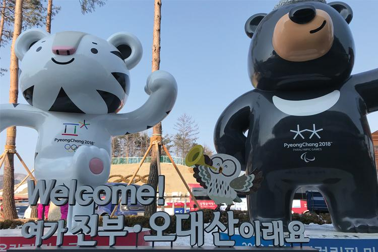 Korean Tension Freezes with the Winter Olympics
