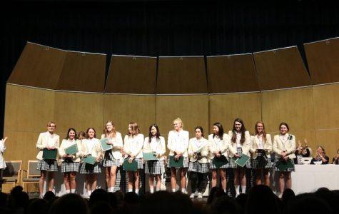 Hockaday Community Celebrates One Another at Senior Awards Assembly
